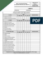 Inspeccic3b3n Preoperacional Mezcladoras Portatiles de Concreto