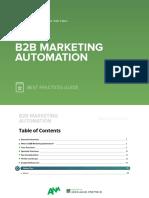 ANA B2B Marketing Automation BPG