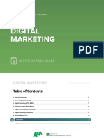ANA Digital Marketing BPG