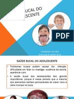 Alteração da Saúde Bucal em Adolescentes