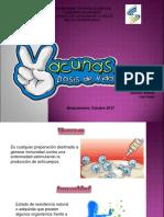 Vacunas dosis de vida