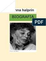 Livro Ana Halprin