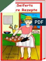 Kinder Rezeptbuch IGEL Team