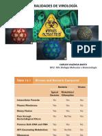 Generalidades de Virologia