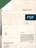 Método de Latín-Santiago Segura