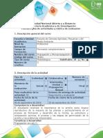 Guía de Actividades y Rúbrica de Evaluación - Fase 2 - Estudio de Caso 1
