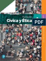 Cívica y Ética 1 Secundaria