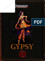 Dreadfox Games - Gypsy