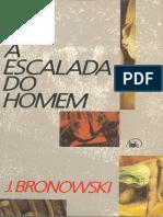 A Escalada do Homem - J. Bronowski.pdf
