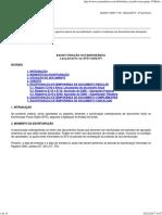 Boletim - Nota Fiscal Extemporânea