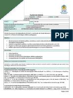 Plano de Ensino - UFSC
