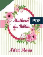 E-BOOK MULHERES DA BÍBLIA