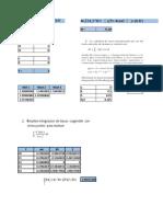 Taller Integracion de Gauss y de Romberg - Jorge Meza