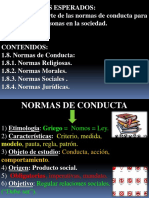 Normas de Conducta 5