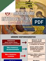 Eslaides - História da Obra Deuteronomista