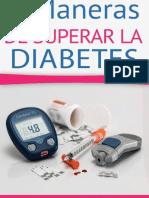 6 Maneras de Superar La Diabetes