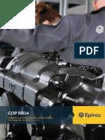 Perforadora Cop - Spec Rr14 Epiroc