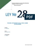 Ensayo Ley 28 (Autoguardado)