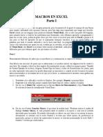Manual de Macros (1) 1 2 3 4 5 6 Para 10ª