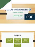 Biologia y Sociedad