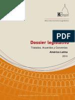 Dossier 071 Actualidad Legislativa Extranjera America Latina 2014