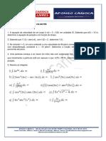 Cálculo Diferencial e Integral II - Aula 03 Em 16 Ago 2019.Doc - Exercícios Resolvidos