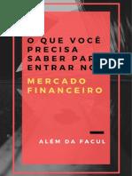 Mercado Financeiro Ebook