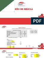 DISEÑO DE MEZCLA CONCRETO