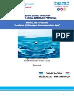 Manual de Instalación de Sistemas de Almacenamiento de Agua