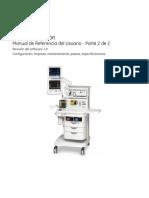Datex Ohmeda Aespire 7900 - Manual de Usuario