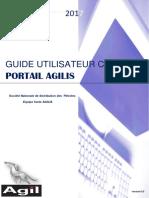 Guide Utilisateur Agilis