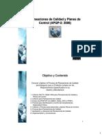 Resumen APQP 2008