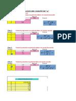 Cálculo Del Tamaño de La Muestra Excel