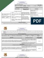 Plan Aula 2019 Ciencas Naturales 3 - 4 -5 Mauricio Eslava Periodo I-2019