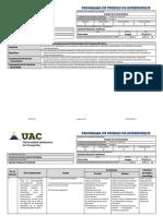 Analisis de la sustentabilidad UAC