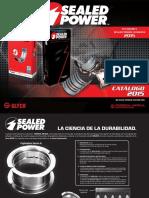 Catálogo de Cojinetes Sealed Power