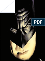 Alex Ross Batman War on Crime