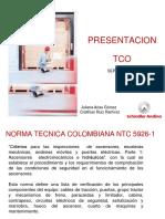 Presentacion Tco