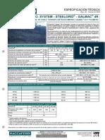 TDS BR Mac.ro SteelGrid 8x10-2.7mm G4R-P RevMarSP