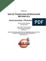 Uso de tecnología en educación matemática