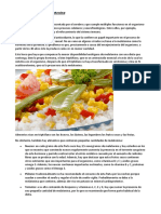 Alimentos Ricos en Melatonina