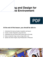 Imaging and Design for Online Environment 170327044139 2