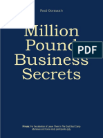 Million Pound Business Secrets