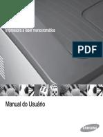 Manual Impressora Sansung Tonner ML-2851ND