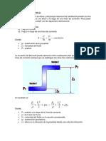 Ecuacion de Bernoulli
