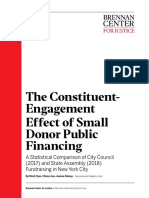 The Constituent-Engagement Effect of Small Donor Public Financing_Sept 9.Final