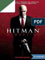 Hitman Damnation - Raymond Benson
