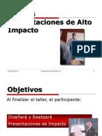 PPT ALTO IMPACTO