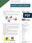 ENTRE CLICS - Comunicação, Marketing e Variedades_ O significado das figuras geométricas na construção de Logos