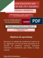 diapositivas - condicionales